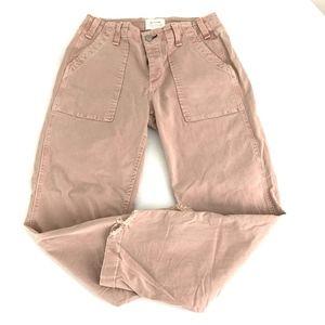 McGuire Saint Marie Pink Pants Women Sz 27